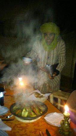 Riad Ouzine: in the desert