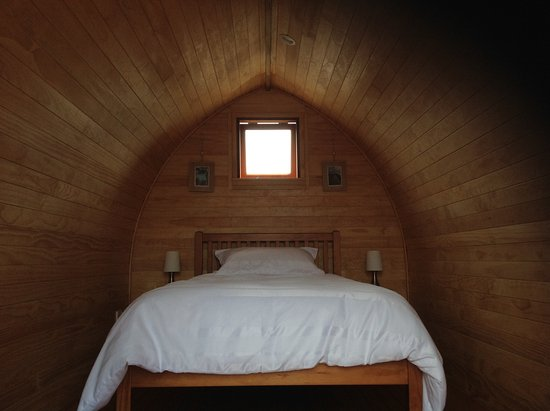 Kerikeri, Nueva Zelanda: The cute portable bedrooms