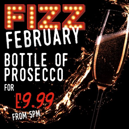 Littlehampton, UK: Fizz February