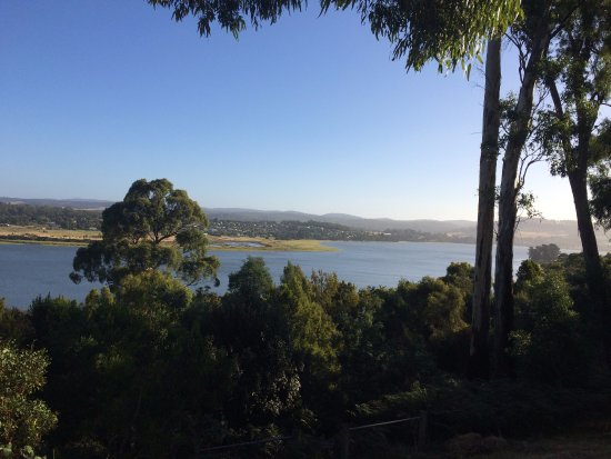 Dilston, Australien: View at back of property