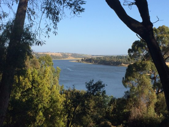 Dilston, Australien: view from back of property