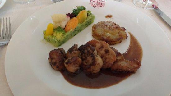 Sarzeau, France: Le ris de veau
