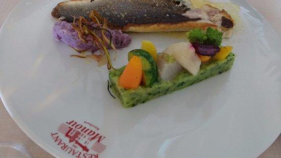 Sarzeau, France: La pêche du moment bar sauvage