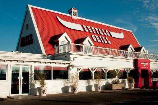 Vue extérieur du restaurant Buffalo Grill de Mondeville 14120