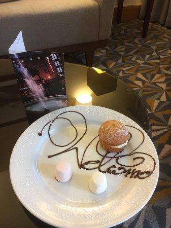 曼徹斯特維多利亞和艾爾伯特萬豪飯店照片