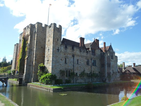 Hever Castle home of Anne Boleyn