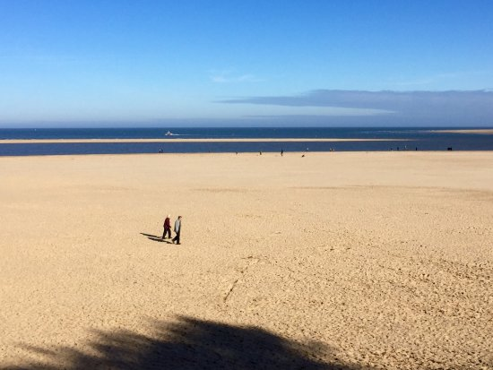 Wells-next-the-Sea, UK: Big enough for everyone!
