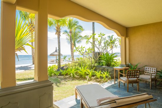 Chemin Grenier: Junior Suite Beach Front
