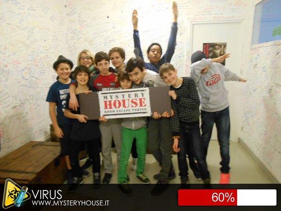 compleanno bambini originale Torino   Picture of Mystery House