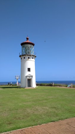 Kilauea, HI: Lighthouse