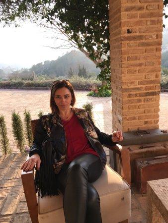 Alcalali, Spain: Que bonito fin de semana pasamos de relax enamorados y de descansar muy muy recomendable