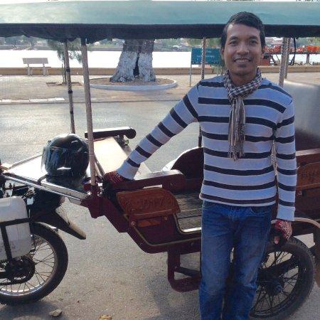 Kampot Tuk Tuk