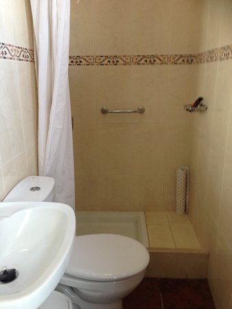 Royal Tenerife Country Club: Shower