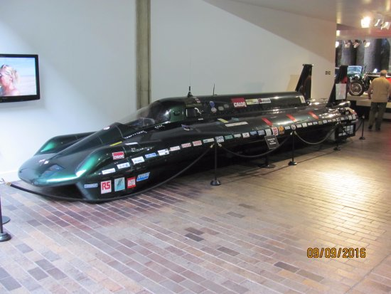 Fastest cars picture of beaulieu national motor museum for National motors used cars