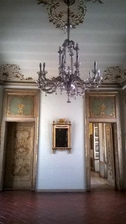 Palazzo Clerici: Anticamera