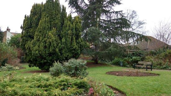 Dartford, UK: Quiet spot to relax in