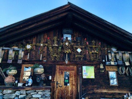 Solden, Autriche : urchig geschmückt