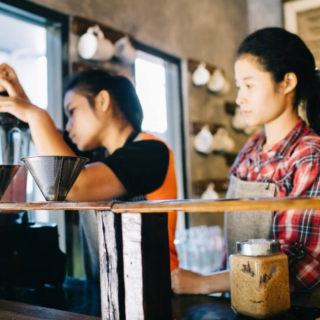 Mae Sot, Thailand: Great Service