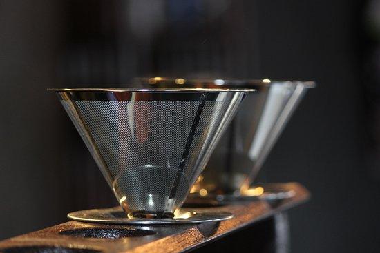 Mae Sot, Thailand: Drip Coffee
