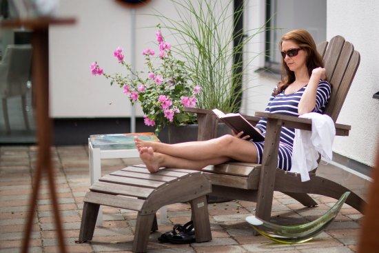 Kosta, Sverige: Outdoor terrace