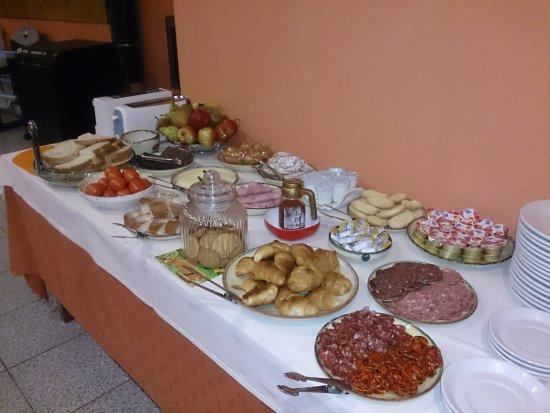 Hotel La Farga: Desayuno buffet