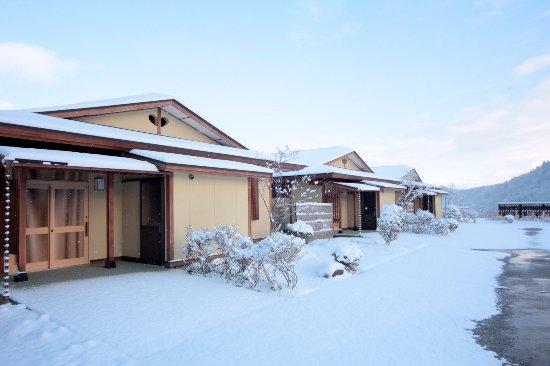 客室外観 冬 - 盛岡市、別荘佳景の写真 - トリップアドバイザー