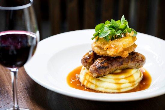 Bangers : Sausage and Mash