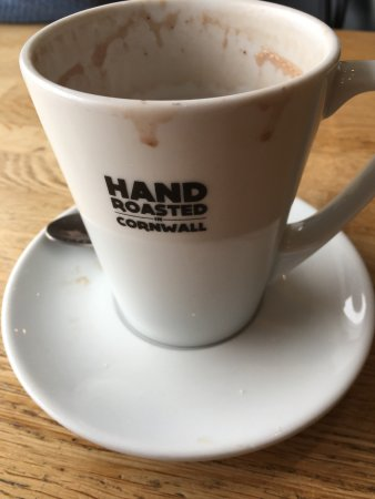 Grab a cuppa and people watch