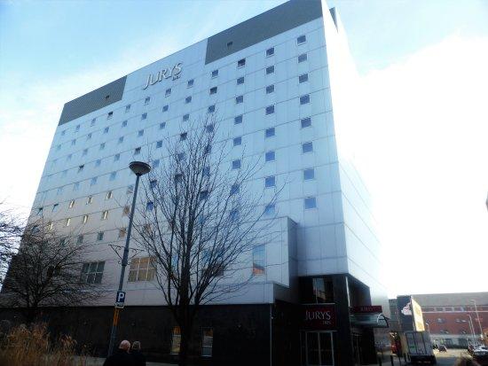 โรงแรมธริสเทิล มิดเดิลสโบรห์