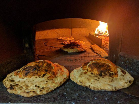 Novate Milanese, Italia: pizze soufflé