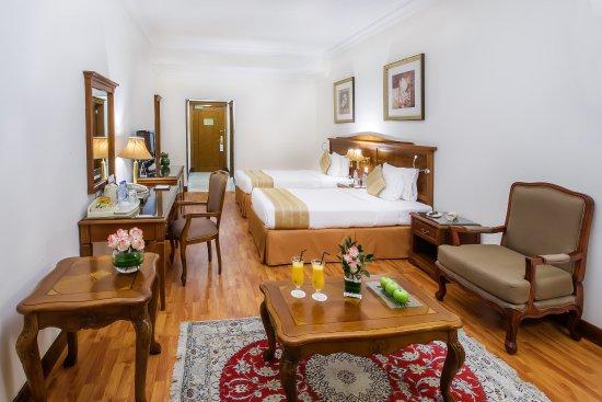Grand Excelsior Hotel Bur Dubai: Deluxe Twin Room
