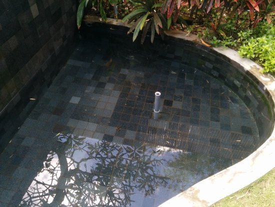 Abi Bali Resort & Villa: Überlaufbecken Marma 3
