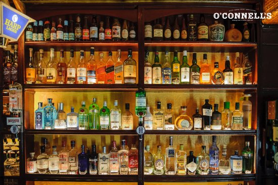 Back Bar Picture Of O 39 Connell 39 S Bar Galway Tripadvisor