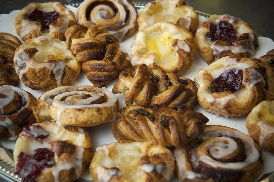 Esbjerg, Denmark: Lækker mad