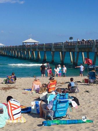 จูโนบีช, ฟลอริด้า: Juno Beach Pier