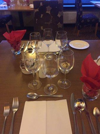 Castleblayney, Ireland: The View Restaurant Bar