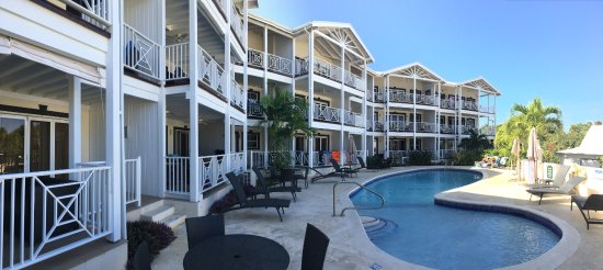 Weston, Barbados: The front block at Lantana
