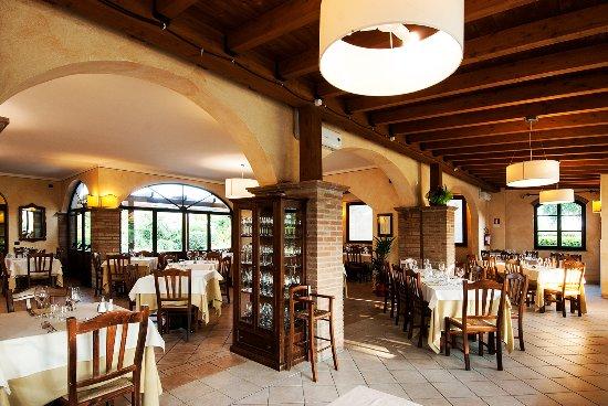 Papiano, Italy: Sala