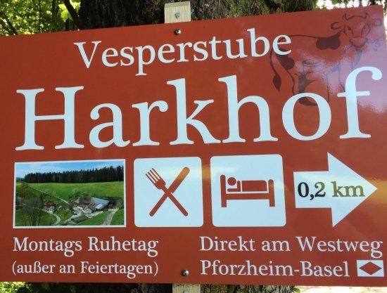 Harkhofs Vesperstube Fast Geschafft