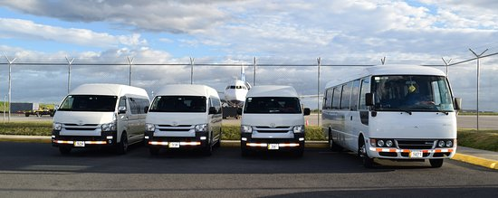 Gulf of Papagayo, Costa Rica: Brand new fleet!