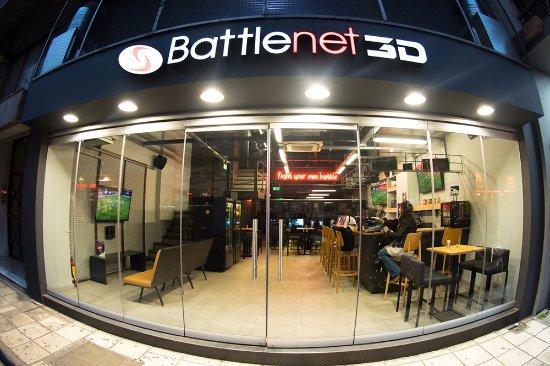 Battlenet 3D Charilaou