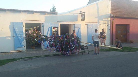 Vranov nad Dyji, Republika Czeska: Na 17ce Vranovice
