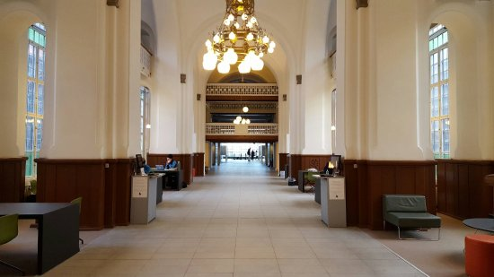 Зеландия, Дания: Det Kongelige bibliotek