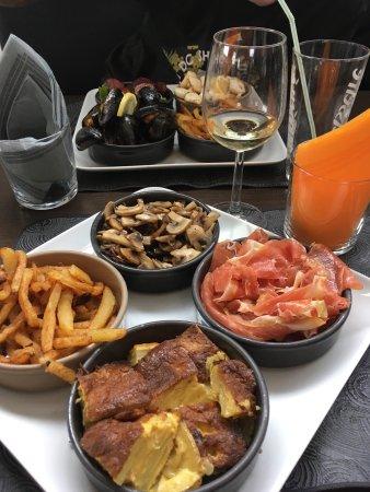 Saintes, França: Très bonne table!! Pour un prix raisonnable! Rapport qualité prix parfait!!