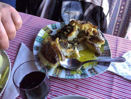 Lousa, Portugal: Bacalhau