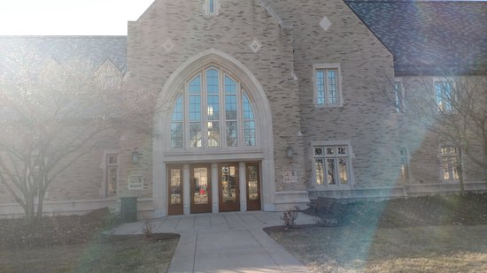 University of Notre Dame: Eck Center