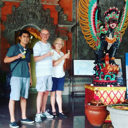 Kerobokan, Indonesia: Thank you so much for using us during holiday in bali,
