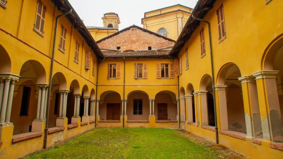 Antico Chiostro di San Graziano
