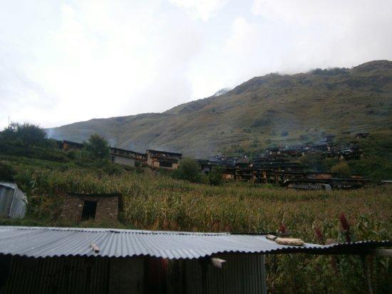 Kathmandu Valley, Νεπάλ: Dhaulagiri Region.