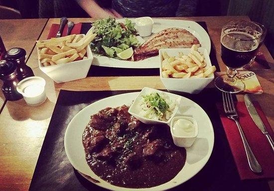 Het Anker : stoofvlees